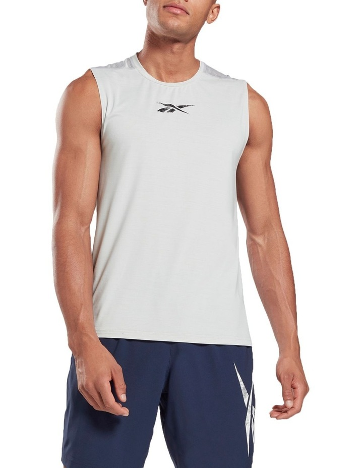 Work Out Ready Sleeveless Tee image 1
