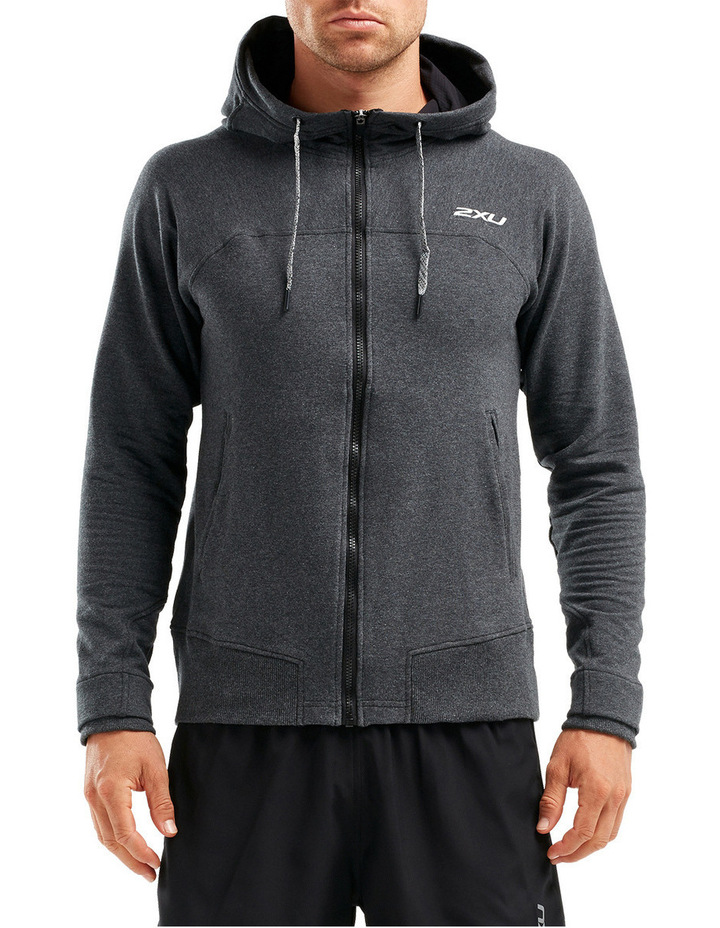 X Recovery Panelled Hoodie image 1