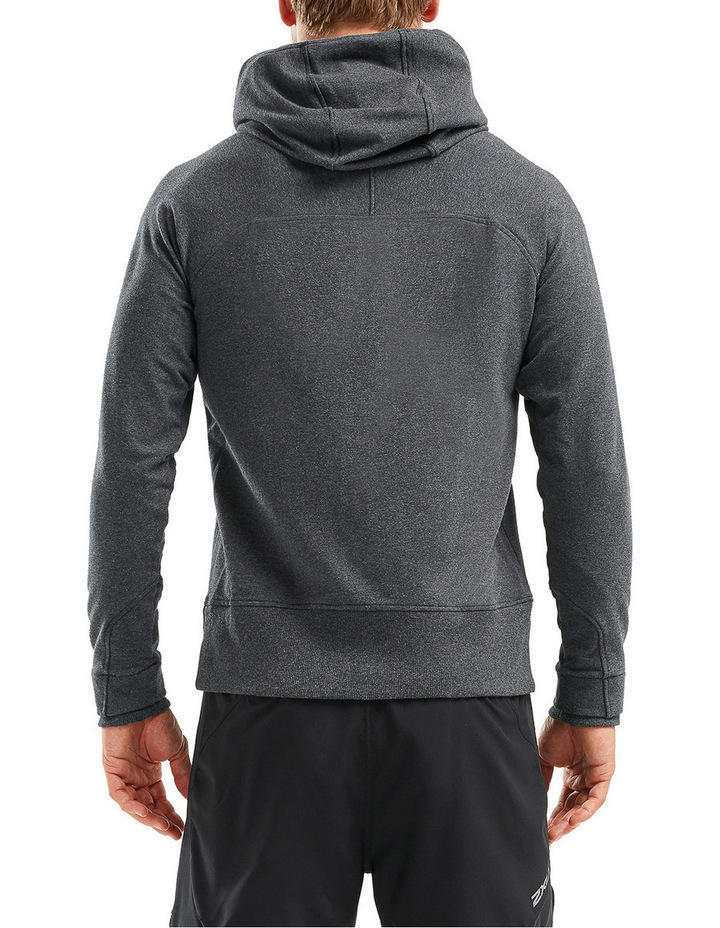 X Recovery Panelled Hoodie image 3