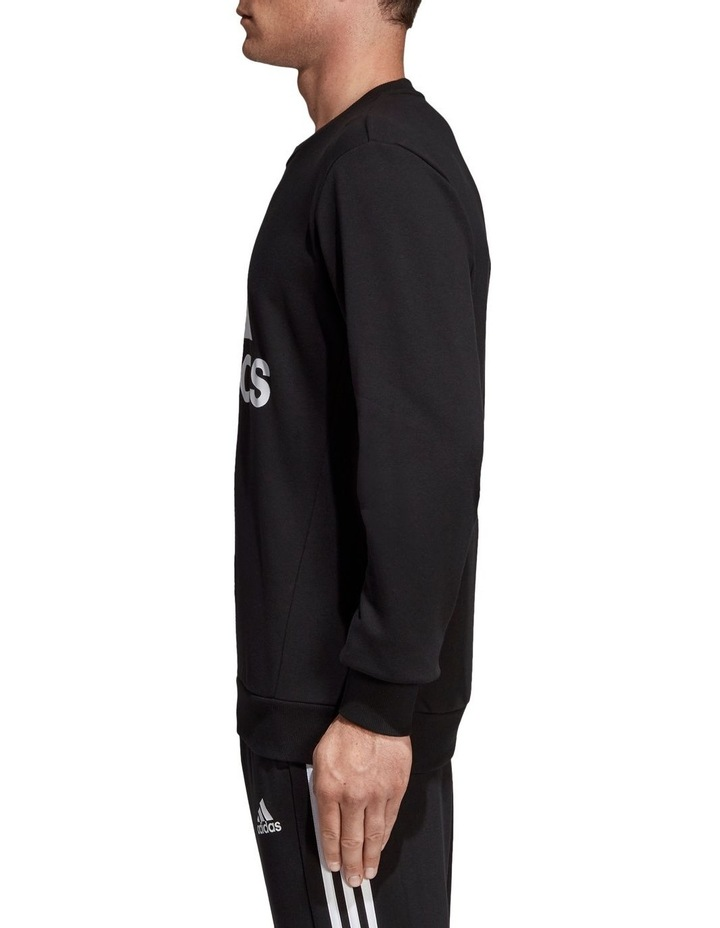 Must Haves Badge Of Sport French Terry Crew Sweat Top image 2