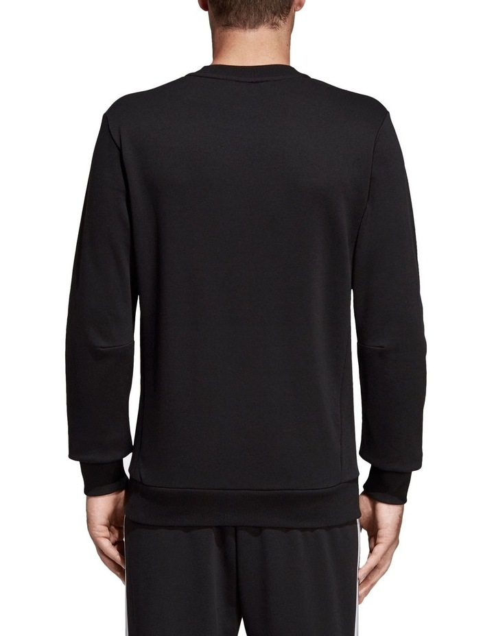 Must Haves Badge Of Sport French Terry Crew Sweat Top image 3