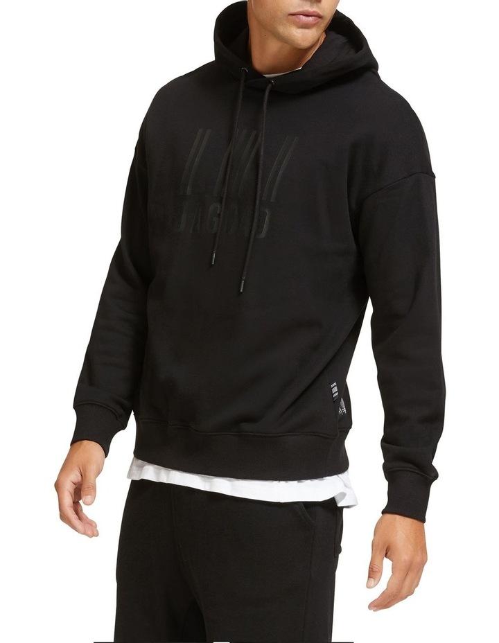 Core Black Hoodie image 2