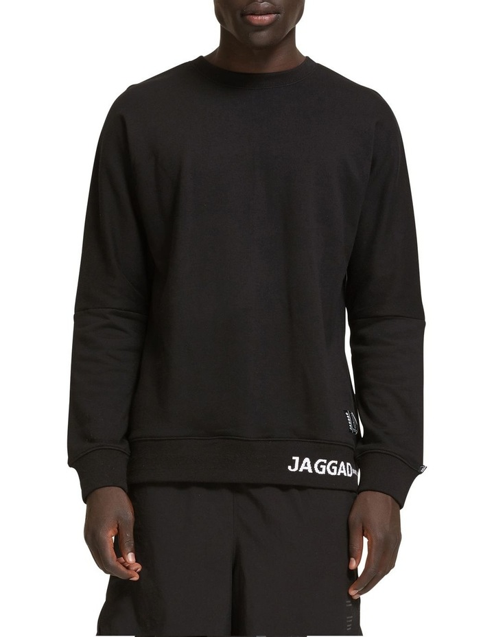 Core Black Sweater image 1