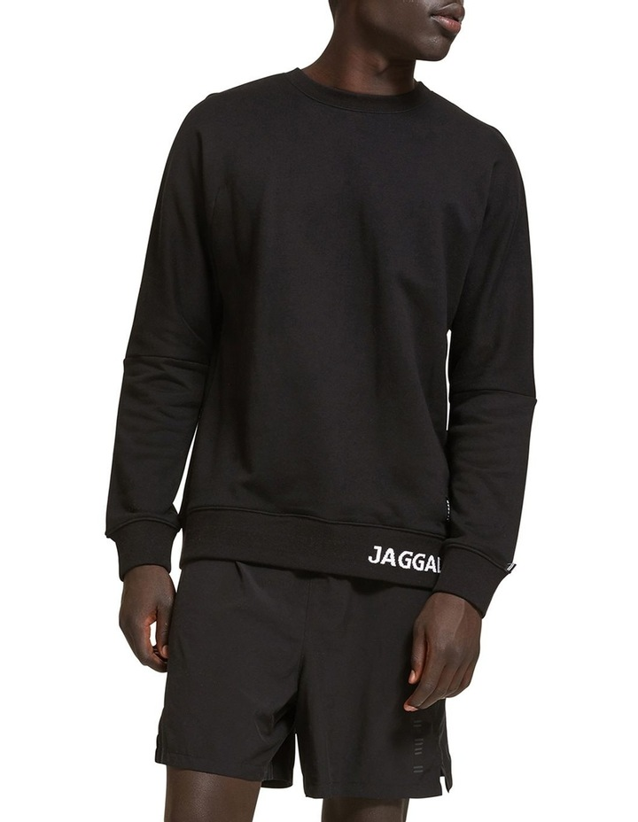 Core Black Sweater image 4