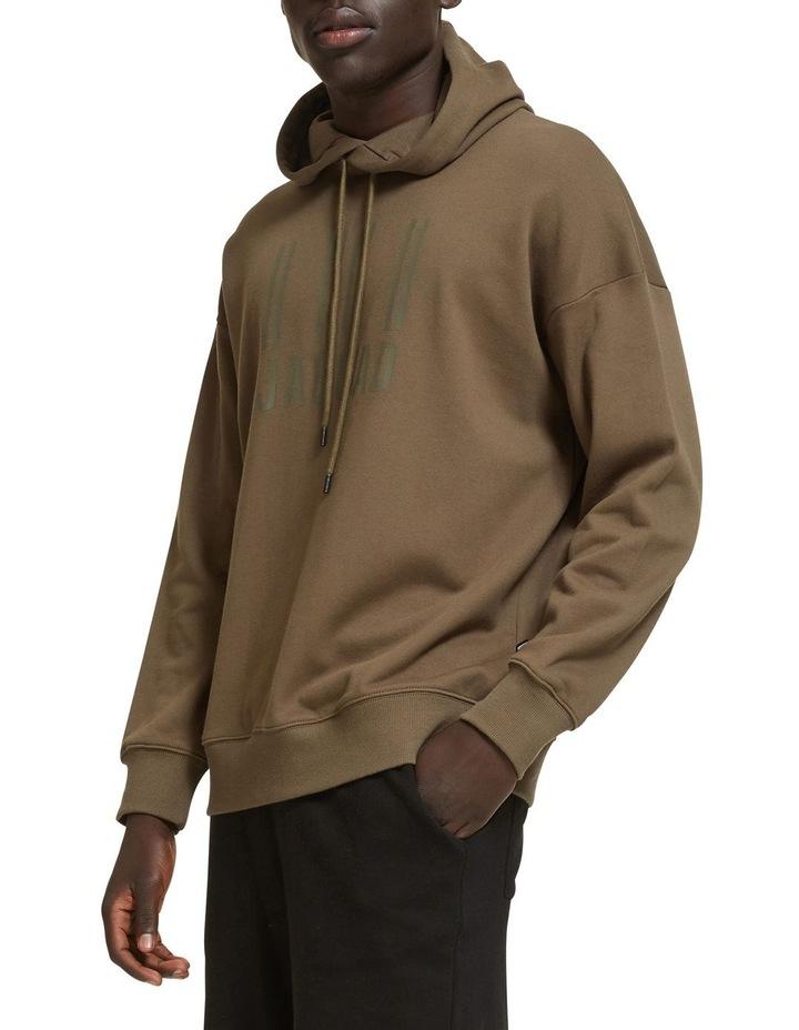 Core Khaki Hoodie image 2
