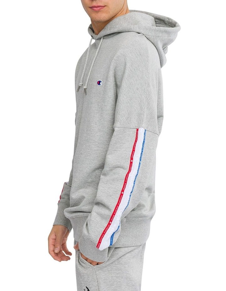 ID Collection Tape Hoodie image 2
