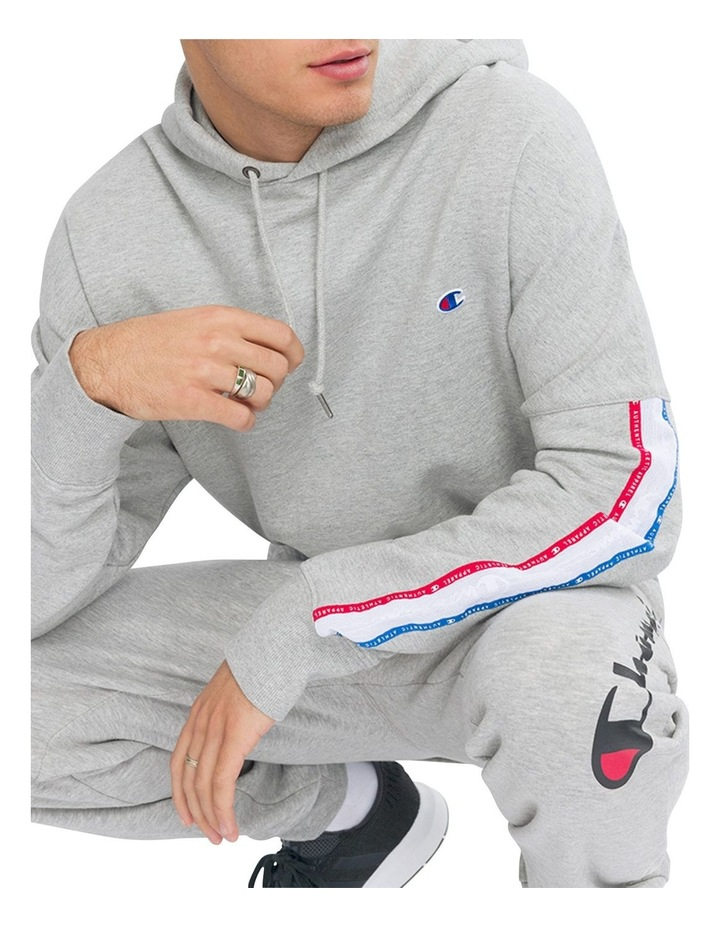 ID Collection Tape Hoodie image 4