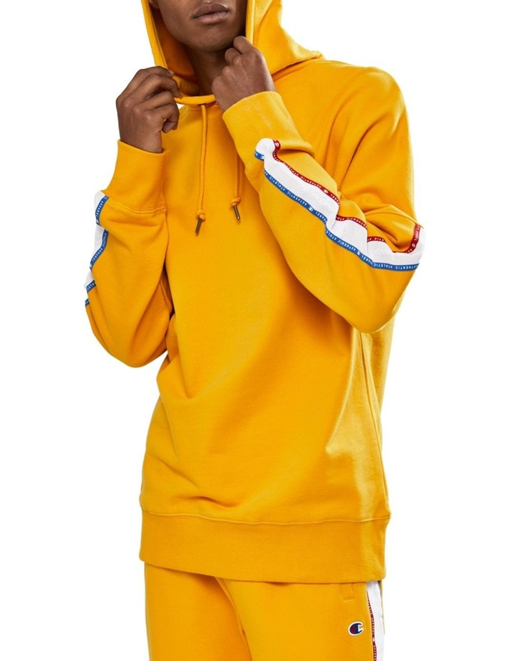ID Collection Tape Hoodie image 1