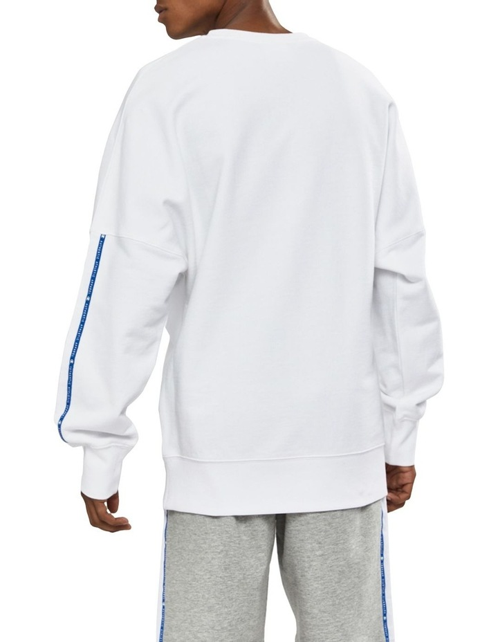 ID Collection Tape Crew Sweat Top image 3