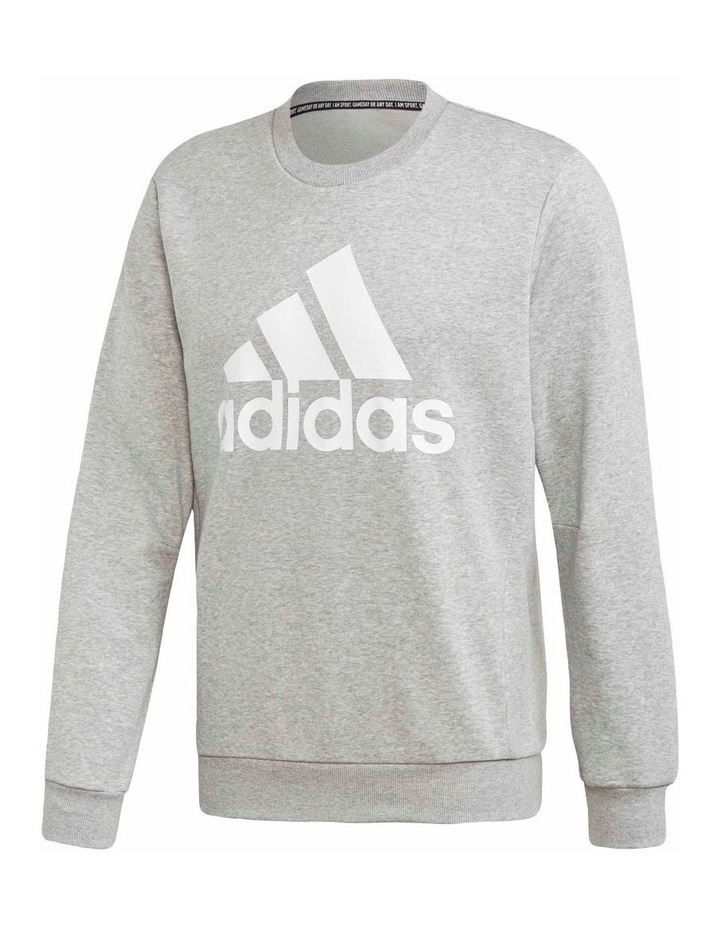 Badge of Sport French Terry Crew Sweat Top image 2