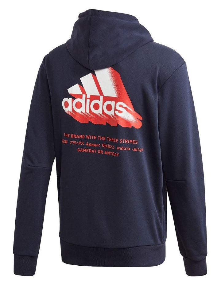 Pullover Graphix Hoodie image 3