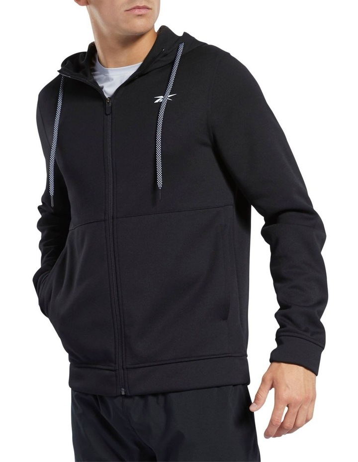 Workout Ready Double Knit Fz Hoodie image 1
