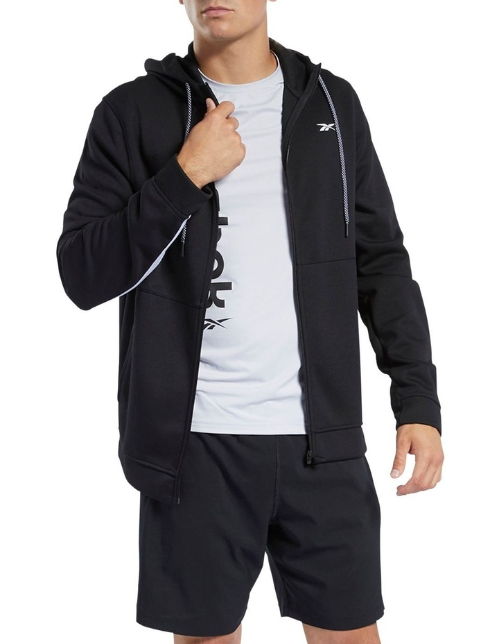 Workout Ready Double Knit Fz Hoodie image 3