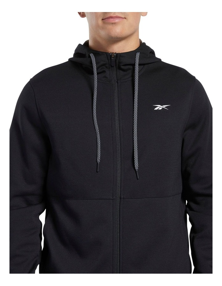Workout Ready Double Knit Fz Hoodie image 4