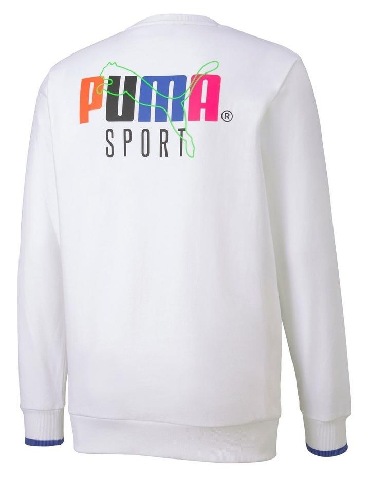 Puma Sport Crew Sweat image 2