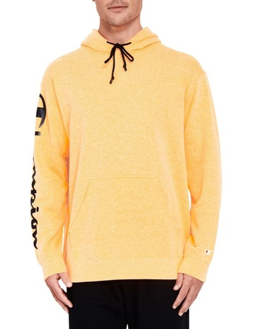 light yellow champion hoodie