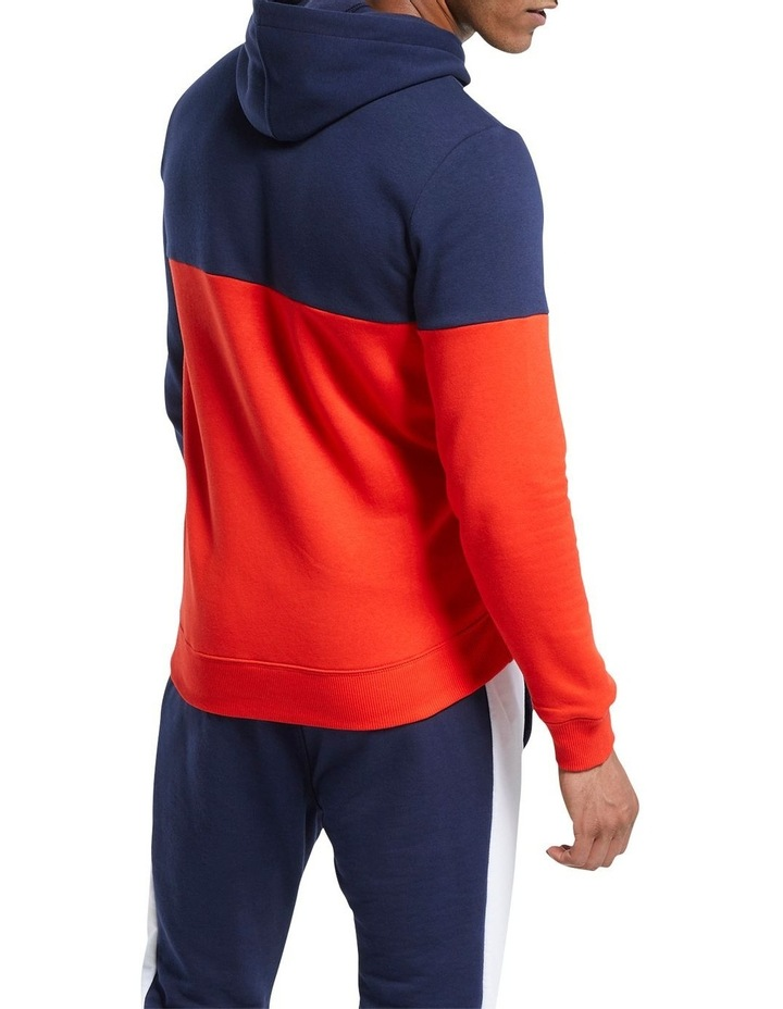Linear Logo Pull Over Hoodie image 2