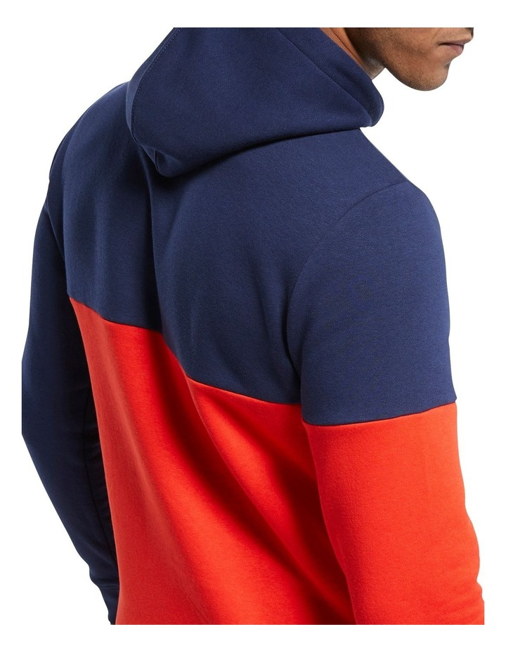 Linear Logo Pull Over Hoodie image 4