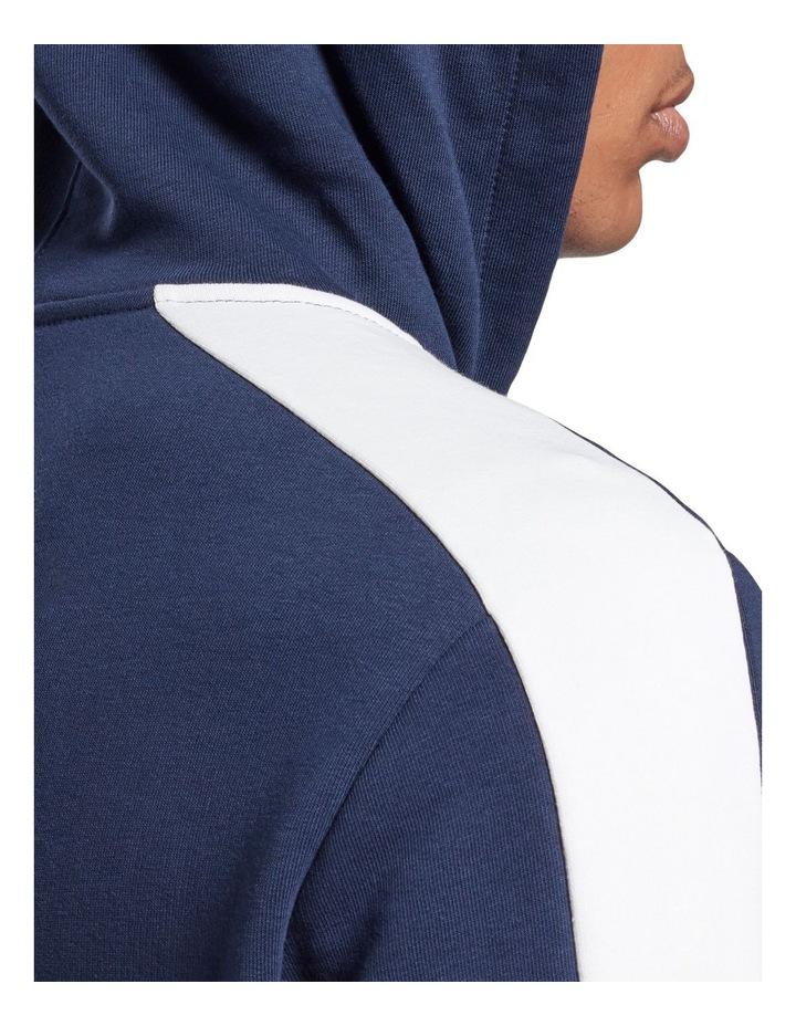 Linear Logo Full Zip Hoodie image 5