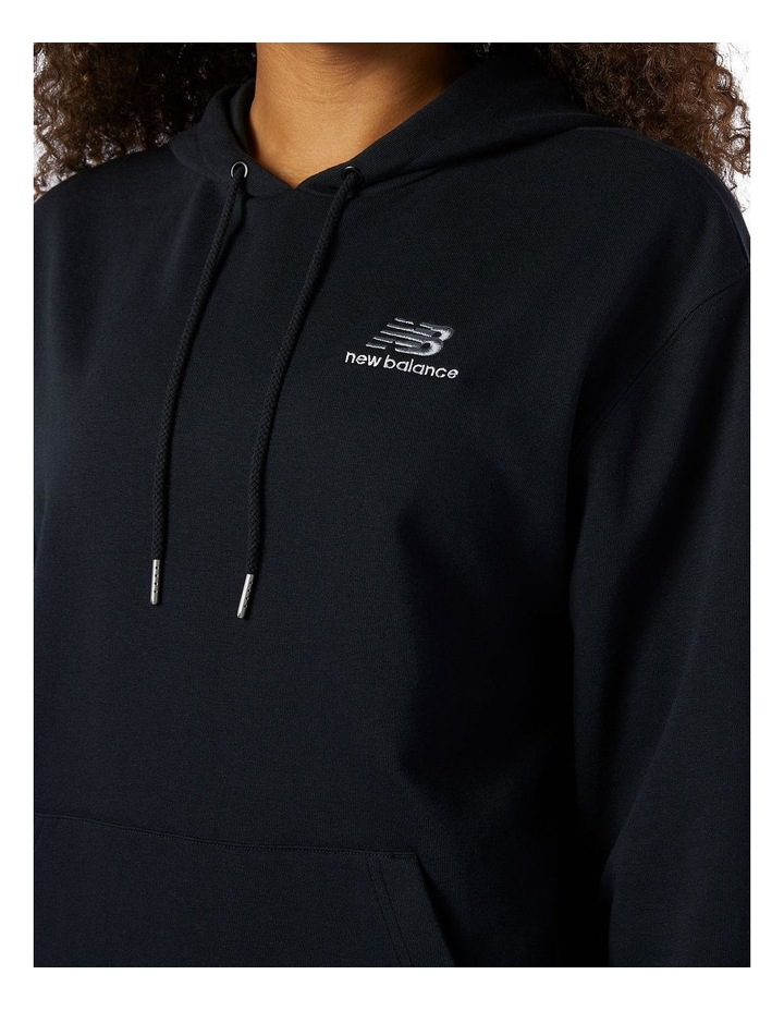 Essentials Graphic Pull Over Hoodie image 4