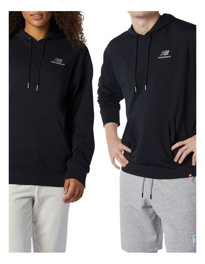 Essentials Graphic Pull Over Hoodie image 5