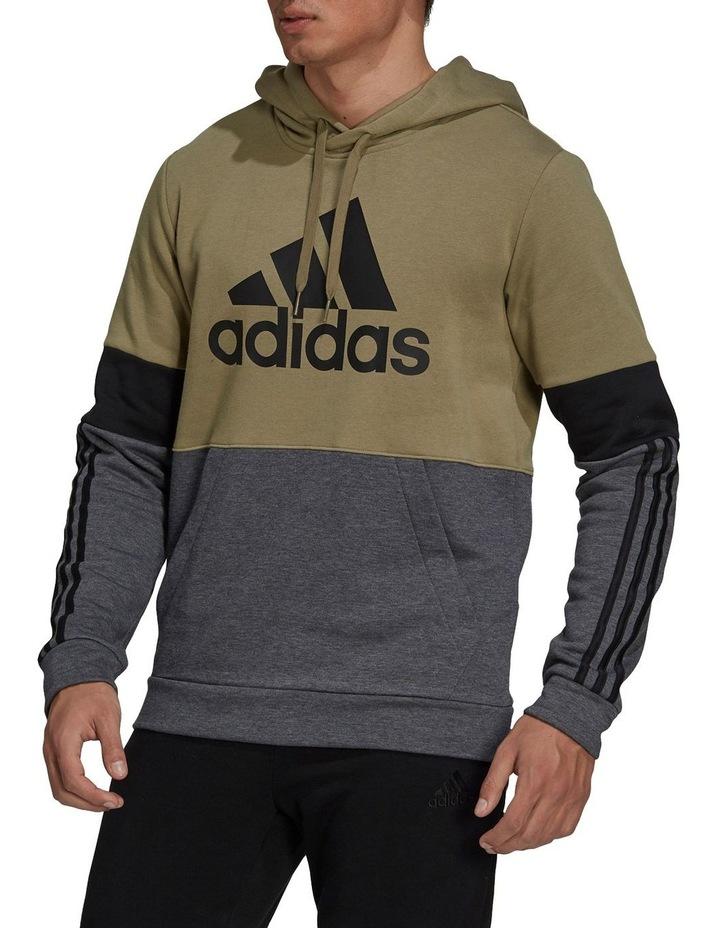 Essentials Fleece Colourblock Sweatshirt image 1