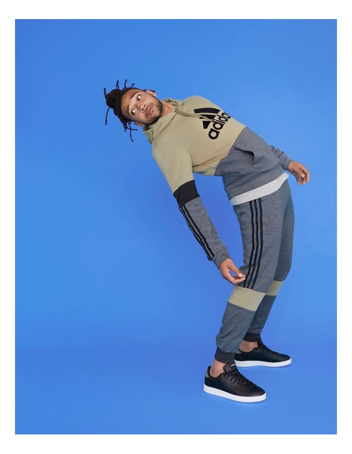 Essentials Fleece Colourblock Sweatshirt image 2