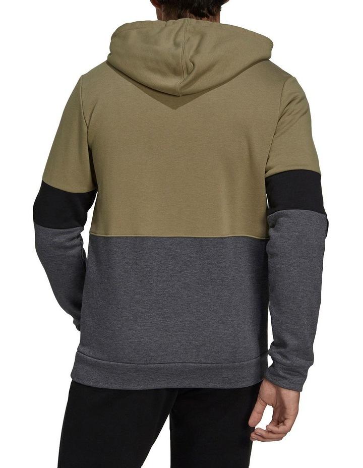 Essentials Fleece Colourblock Sweatshirt image 3
