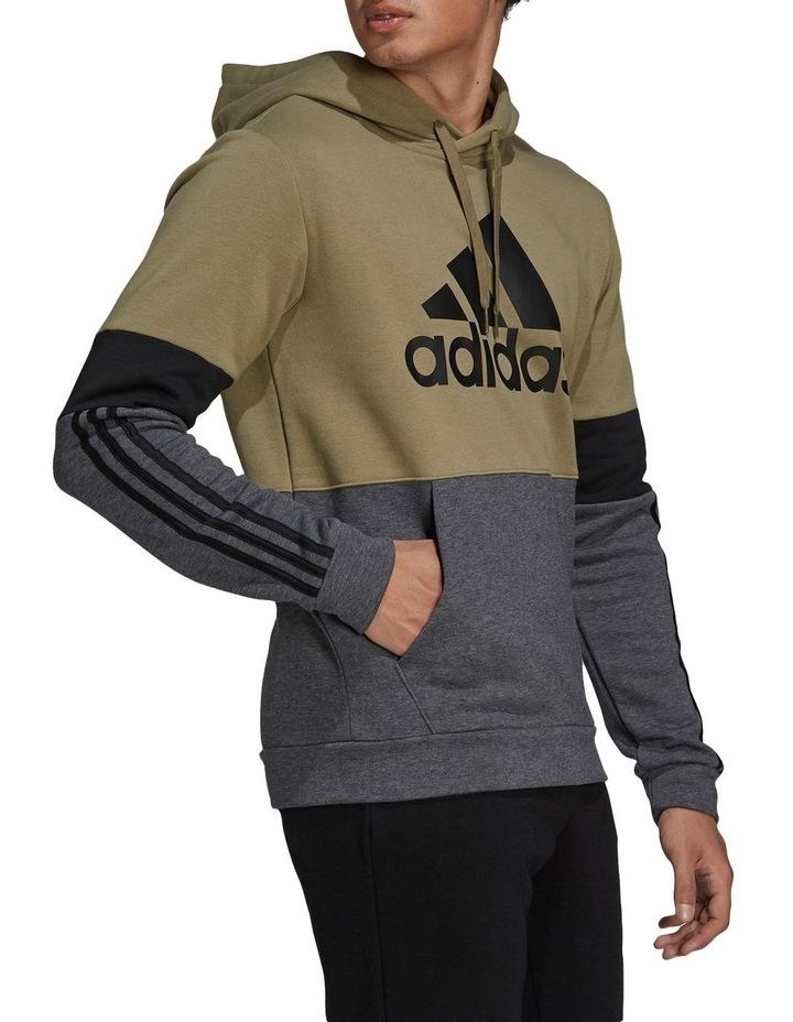 Essentials Fleece Colourblock Sweatshirt image 4