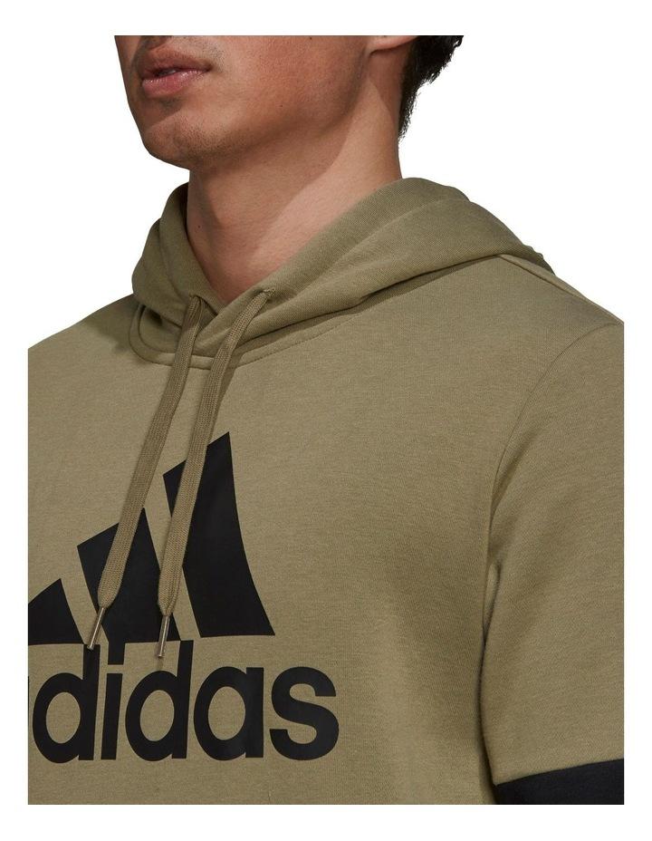 Essentials Fleece Colourblock Sweatshirt image 5