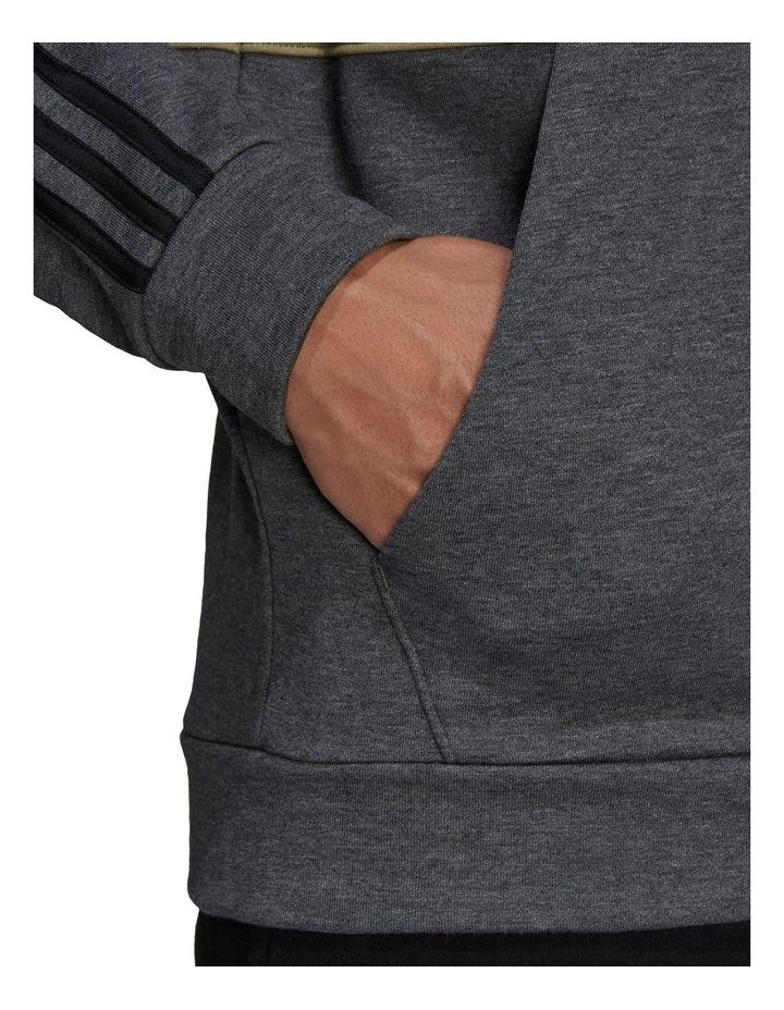 Essentials Fleece Colourblock Sweatshirt image 6