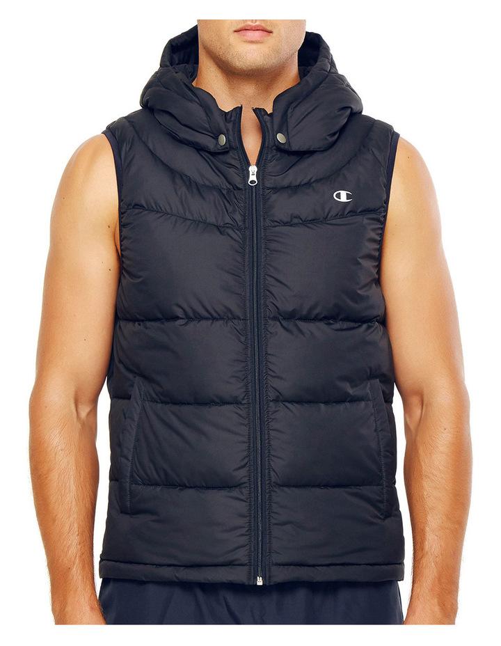 Mens Powertrain Puffer Vest image 1