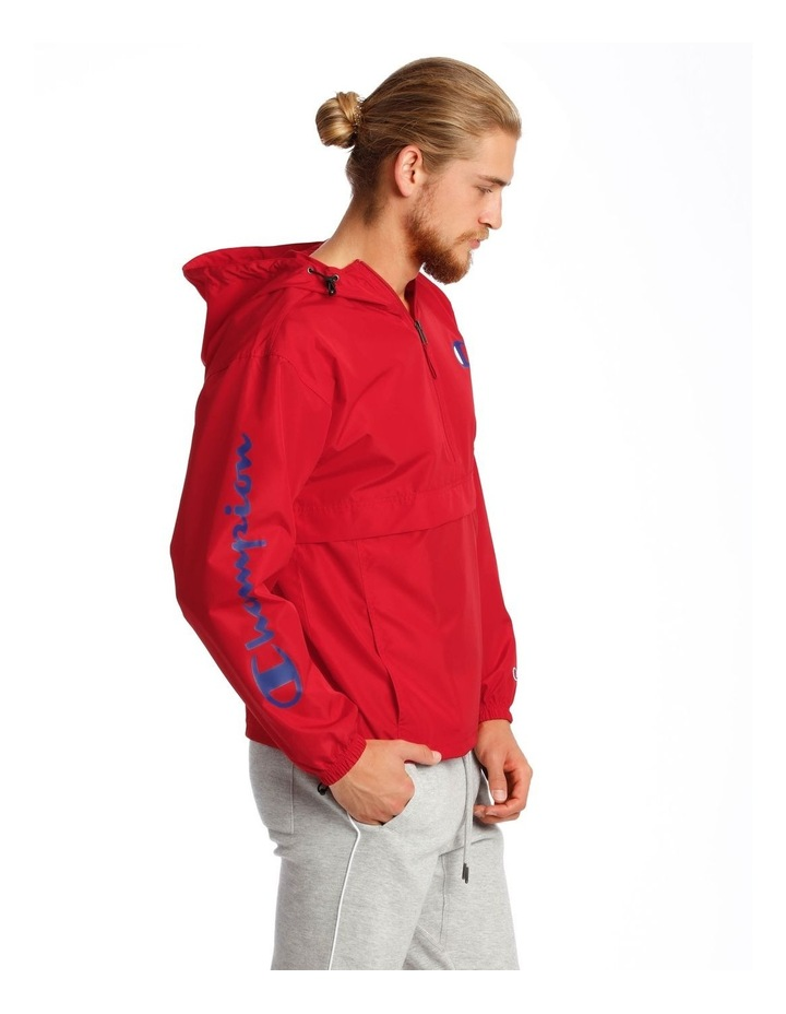 Packable 1/4 Zip Jacket image 2