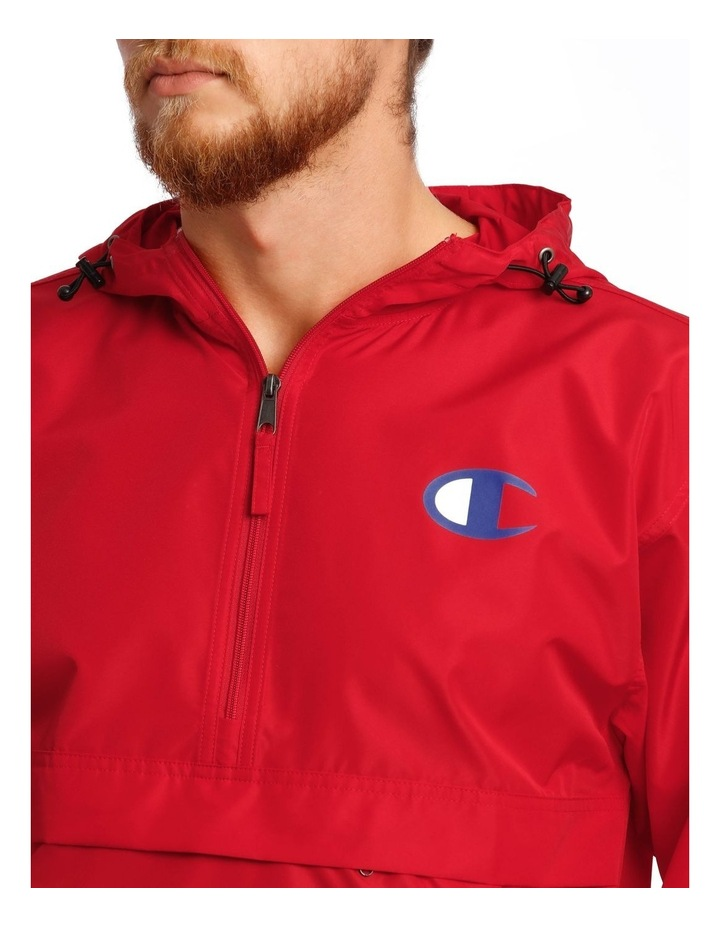 Packable 1/4 Zip Jacket image 4