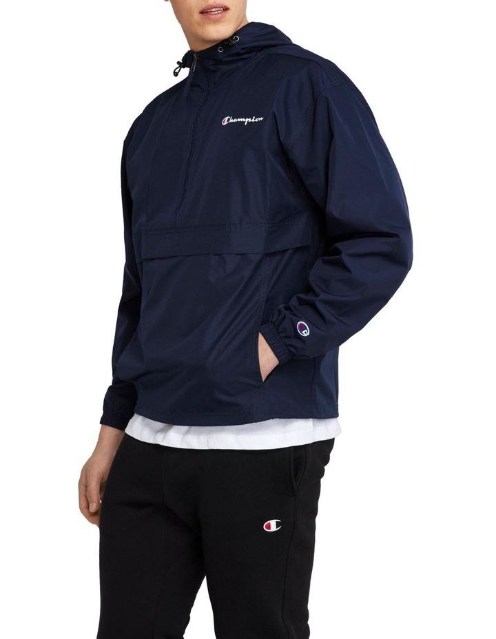 Packable 1/4 Zip Jacket image 2