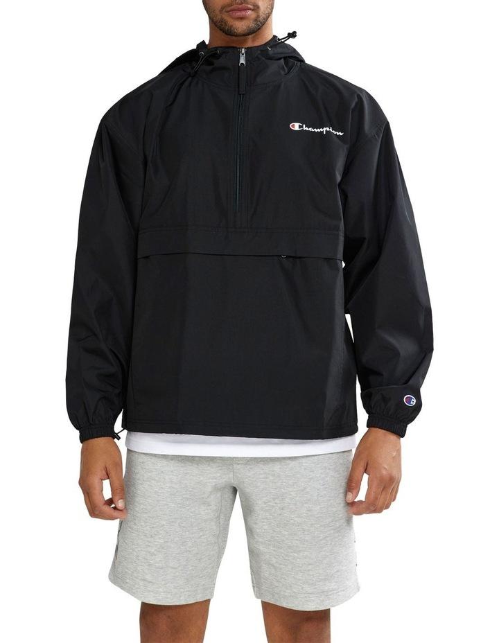 Packable 1/4 Zip Jacket image 1