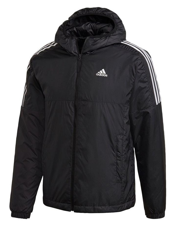 3-Stripe Hooded Jacket image 1