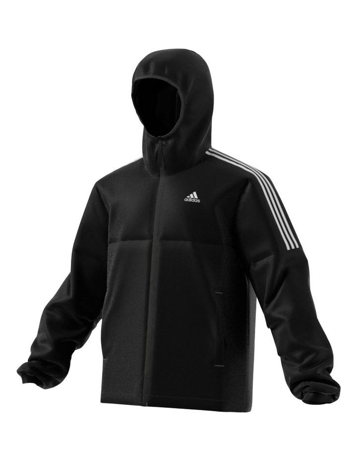 3-Stripe Hooded Jacket image 2