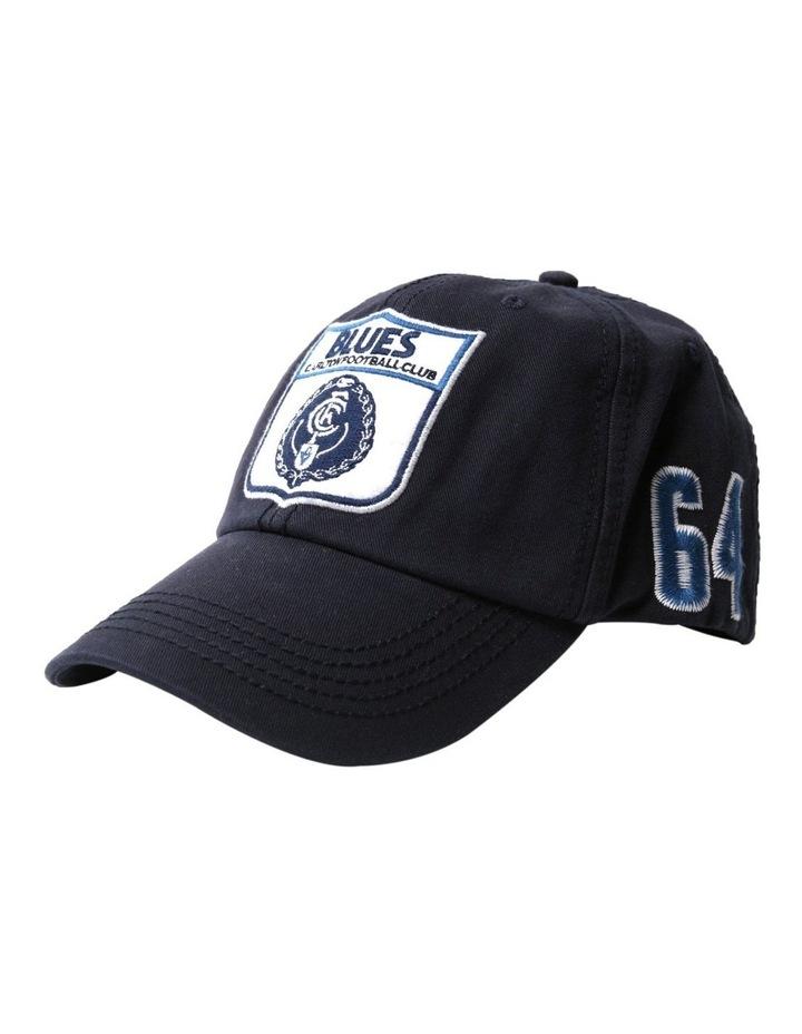 Blues Mens Retro Shield Cap image 1
