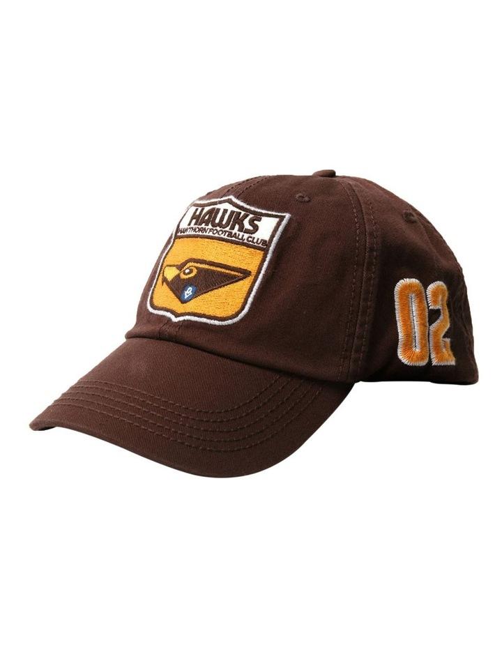 Hawks Mens Retro Shield Cap image 1