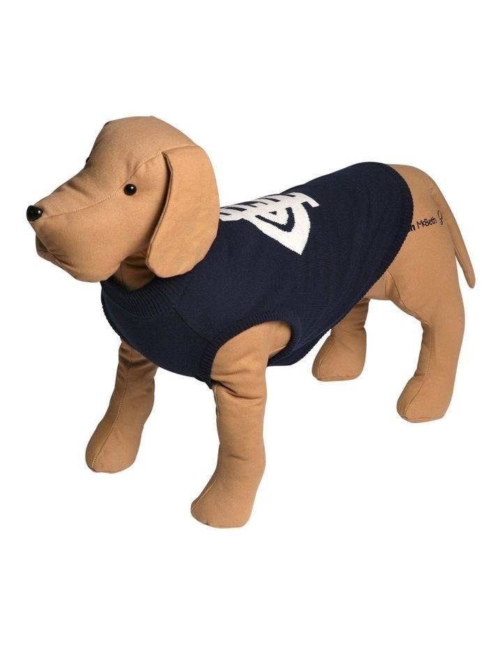 Carlton Pet Supporter Jumper Medium image 1