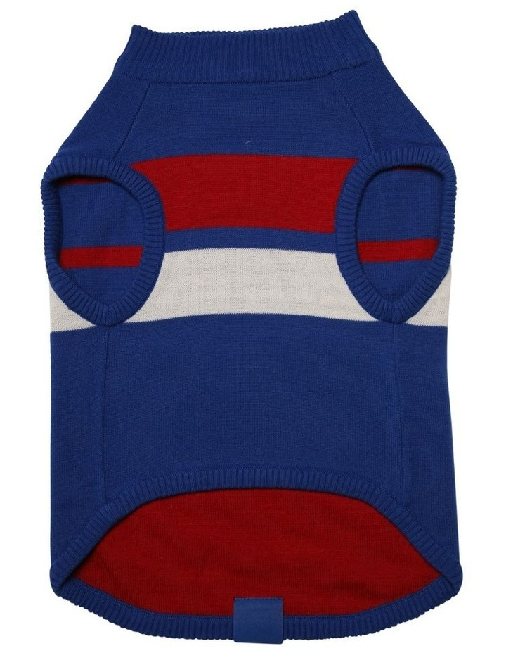 Western Bulldogs Pet Supporter Jumper Medium image 3