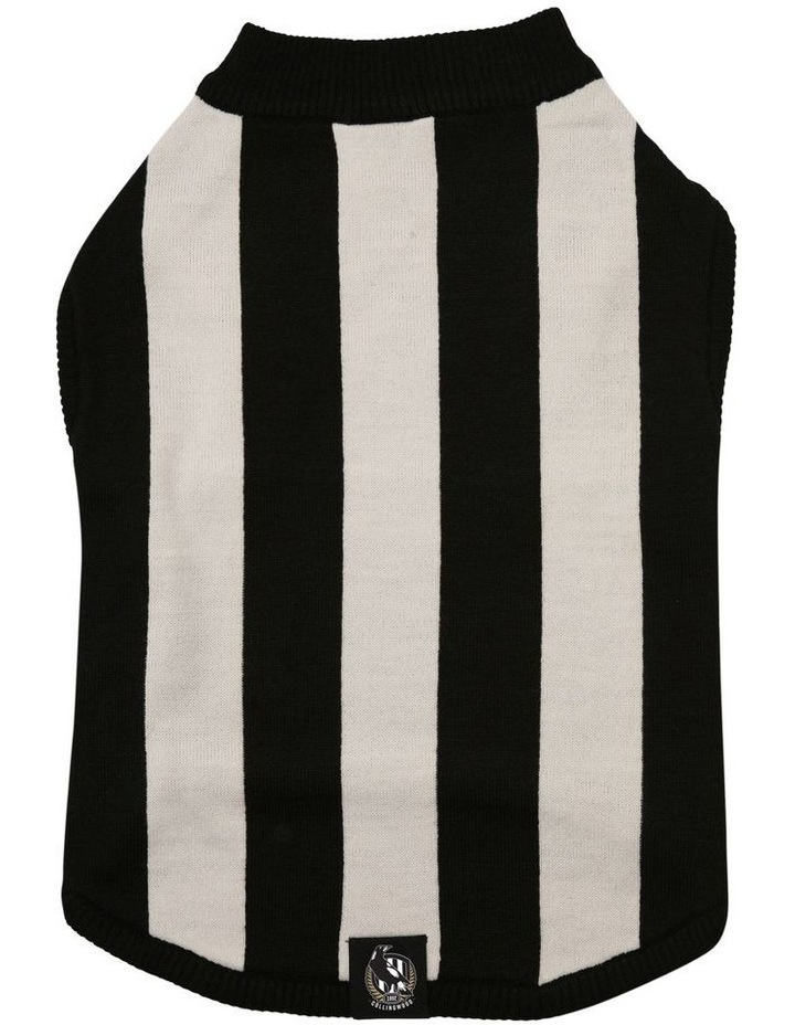 Collingwood Pet Supporter Jumper Small image 2