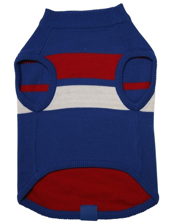Western Bulldogs Pet Supporter Jumper Small image 3