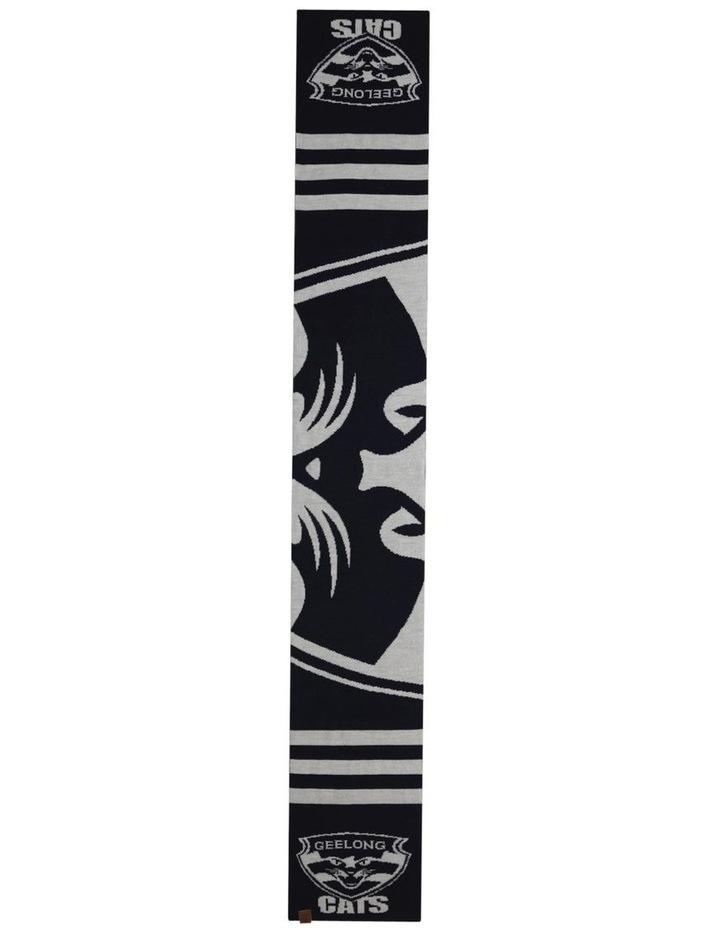 Geelong Fanatic Merino Wool Scarf image 1