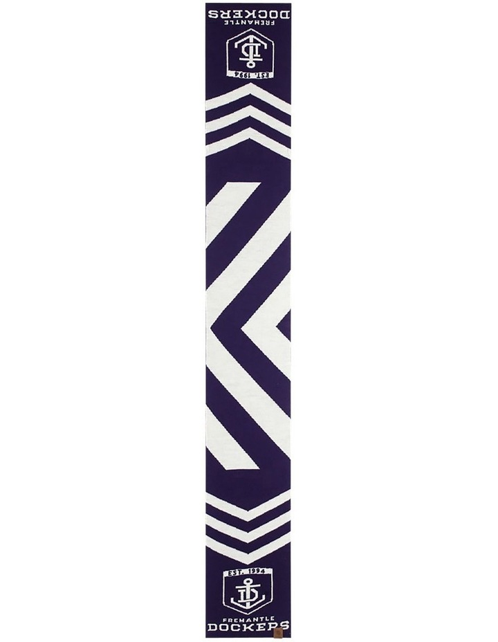 Fremantle Fanatic Merino Wool Scarf image 1