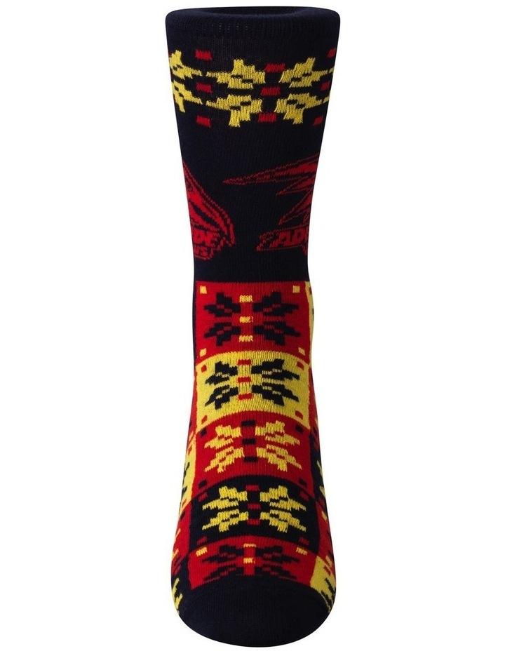 Adelaide Ugly Xmas Socks image 1