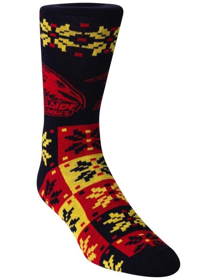 Adelaide Ugly Xmas Socks image 2