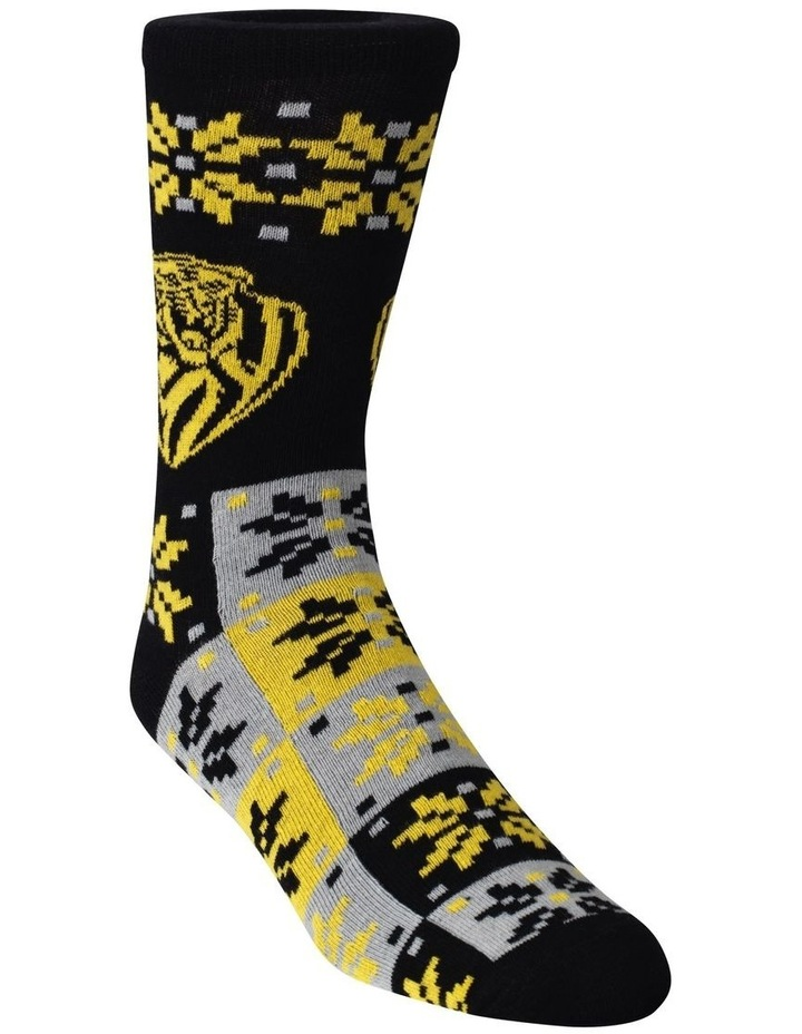 Richmond Ugly Xmas Socks image 2