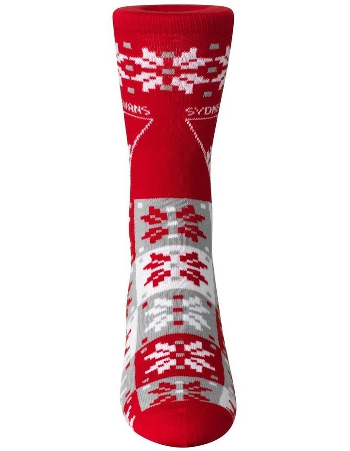 Sydney Ugly Xmas Socks image 1